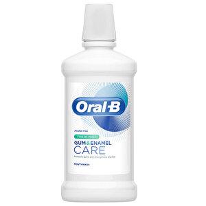 Oral-B Diş Eti ve Diş Minesi Bakımı Ferah Nane Ağız Bakım Suyu 500 ml  buyuk 1