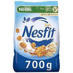 Nestle Nesfit Sade Tam Tahıl ve Pirinç Gevreği 700 gr