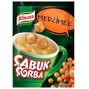 Knorr Çabuk Çorba Mercimek 22 gr buyuk 1