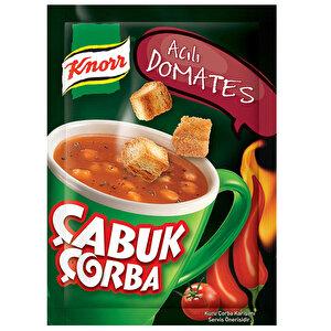 Knorr Çabuk Çorba Acılı Domates 22 gr buyuk 1