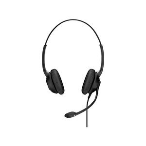 Sennheiser SC 260 USB Çift Taraflı Taçlı USB Kablolu HD Kulaklık