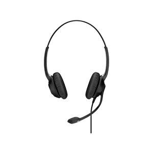 Sennheiser SC 260 USB Çift Taraflı Taçlı USB Kablolu HD Kulaklık buyuk 1