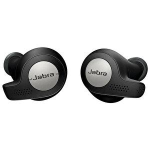 Jabra Elite Active 65T Tam Kablosuz Bluetooth Kulaklık Titanyum Siyah buyuk 1