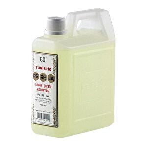 Pereja Limon Kolonyası Pet Şişe 1000 ml buyuk 1