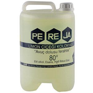 Pereja Limon Kolonyası Bidon 5 lt buyuk 1