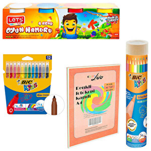 Çocuk Hobi Paketi