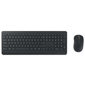 Microsoft PT3-00016 Wireless Desktop 900 Q Klavye Mouse Kablosuz Set buyuk 1