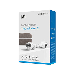 Sennheiser Momentum True Wireless 2 Kulak İçi Bluetooth Kulaklık Beyaz buyuk 6