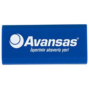 Avansas 30 2B Sınav Silgisi Mavi 4'lü Paket buyuk 3