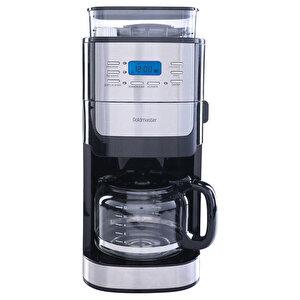 Goldmaster Proexpert Otomatik Öğütücülü Filtre Kahve Makinesi buyuk 1