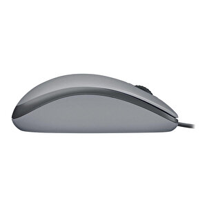 Logitech M110 Silent Kablolu Optik Mouse Gri 910-005490 buyuk 4