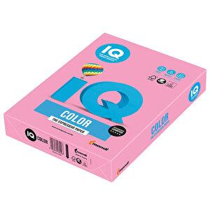 IQ Color A4 Pembe Fotokopi Kağıdı 80 gr 1 Paket (500 Sayfa) buyuk 1