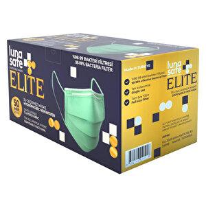 Luna Safe Elite 3 Katlı Cerrahi Maske 50'li Paket buyuk 1