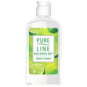 Pureline Misket Limon Kolonyası 250 ml buyuk 1