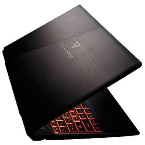"Casper Excalibur G770.1030-8EH0F i5 8 GB 480 GB SSD 15.6"" Windows 10 Home Notebook buyuk 5"