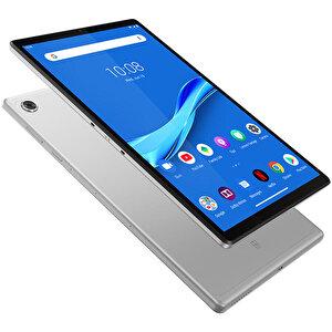 "Lenovo Tab M10 Plus (2nd Gen) 64GB 10.3"" 4G LTE Tablet Siyah ZA5V0230TR buyuk 1"