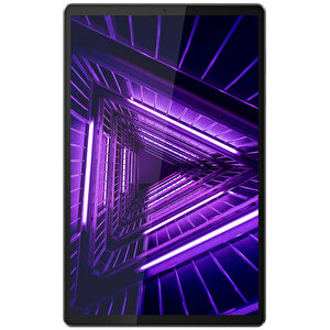 "Lenovo Tab M10 Plus (2nd Gen) 64GB 10.3"" 4G LTE Tablet Siyah ZA5V0230TR buyuk 2"