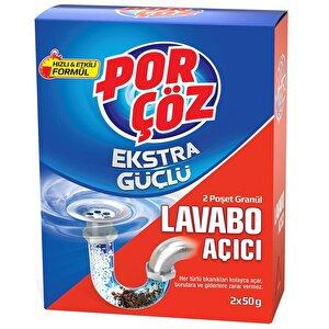 Porçöz Lavabo Açıcı Granül 140 gr