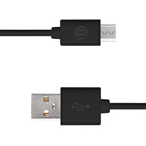 Mojue Micro USB Şarj Kablosu - Siyah