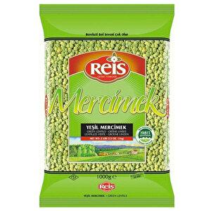 Reis Yeşil Mercimek 1 kg buyuk 1