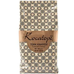 Kocatepe Türk Kahvesi Poşet 500 gr