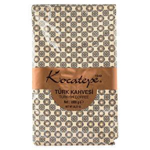 Kocatepe Türk Kahvesi Poşet 1000 gr