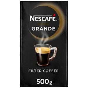 Nescafe Grande Filtre Kahve 500 gr buyuk 1