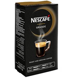 Nescafe Grande Filtre Kahve 500 gr buyuk 2
