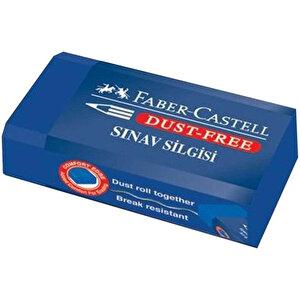 Faber Castell Mavi Sınav Silgisi Tekli buyuk 1