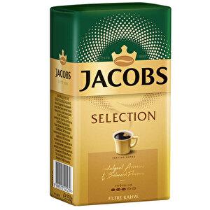 Jacobs Selection Gold Filtre Kahve 250 gr buyuk 1