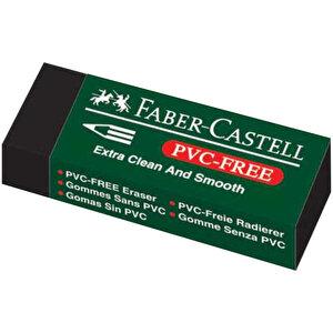 Faber Castell 7089/20 Siyah Silgi Tekli buyuk 1