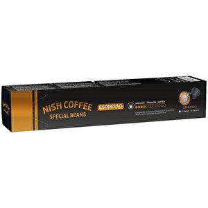 Nish Nespresso Uyumlu Kapsül Kahve 4 Smooth 10'lu buyuk 1