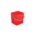 Ceyhanlar Temizlik Seti Kovası Kırmızı 25 lt
