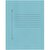Avansas Büro Dosyası Tam Kapak Mavi 25'li Paket kucuk 1