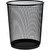 Avansas 1123 Metal Delikli Çöp Kovası Siyah 11 lt kucuk 1