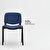 Avansas Comfort Çok Amaçlı 4'lü Misafir Sandalyesi Mavi kucuk 3