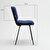 Avansas Comfort Çok Amaçlı 4'lü Misafir Sandalyesi Mavi kucuk 4