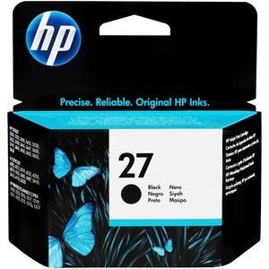 HP 27 Siyah (Black) Kartuş C8727AE