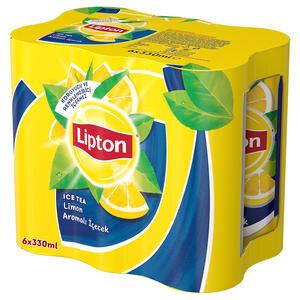 Lipton Ice Tea Limon 330 ml 6'lı Paket