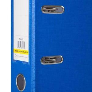 Avansas Eco Plastik Klasör Geniş A4 Mavi