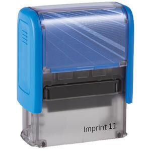 Trodat Imprint 11 Kaşe 38 mm x 14 mm Mavi